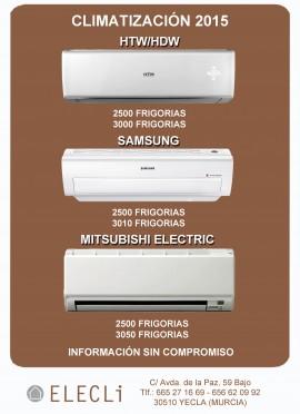 Oferta climatización WEB