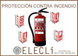 Proteccion contra incendio